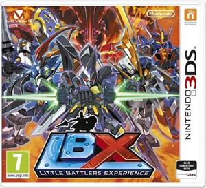 LBX Little Battlers eXperience Nintendo 3DS