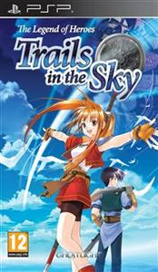 Legend Of Heroes Trails In The Sky Psp