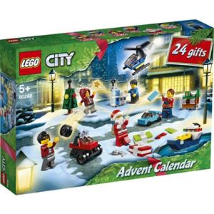 Lego City Advent Calendar 2020 (60268)