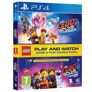 Lego Movie 2 Game Film Double Pack PS4