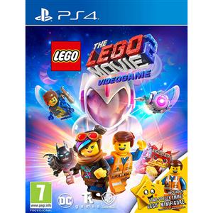 Lego Movie 2 The Videogame PS4