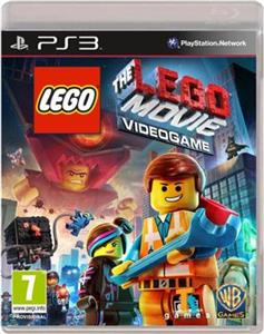 LEGO Movie The Video Game Ps3