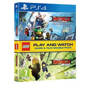 LEGO Ninjago Game And Film Double Pack PS4