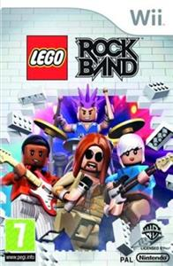 Lego Rock Band Nintendo Wii