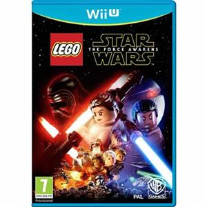 LEGO Star Wars The Force Awakens Nintendo Wii U
