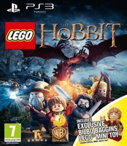Lego The Hobbit Toy Edition PS3