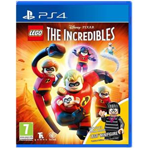 LEGO The Incredibles Toy Edition PS4
