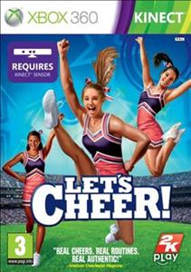 Lets Cheer (Kinect) Xbox 360