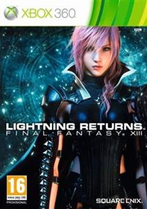 Lightning Returns Final Fantasy XIII Xbox360