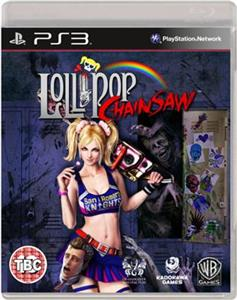 Lollipop Chainsaw PS3