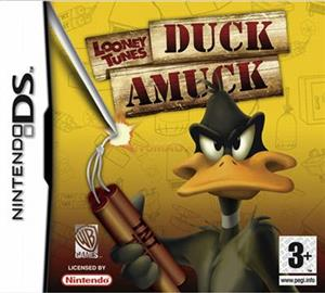 Looney Tunes Duck Amuck Nintendo Ds