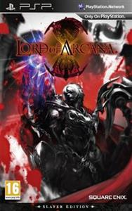 Lord Of Arcana Slayer Edition Psp