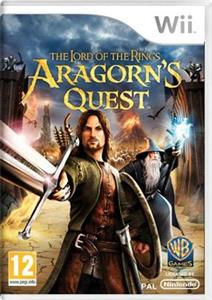 Lord of the Rings Aragorn's Quest Nintendo Wii