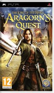 Lord of the Rings Aragorn's Quest PSP