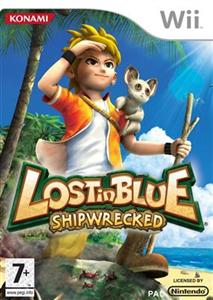 Lost In Blue Shipwrecked Nintendo Wii