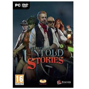Lovecraft's Untold Stories PC