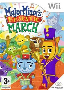Major Minors Majestic March Nintendo Wii