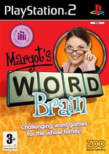 Margots Word Brain Ps2