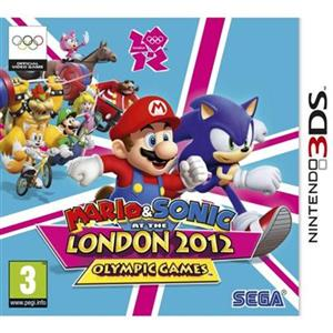 Mario and Sonic at the London 2012 Olympic Games Nintendo 3DS