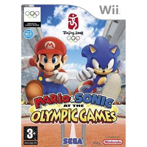 Mario And Sonic At The Olympic Games Nintendo Wii