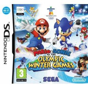 Mario And Sonic At The Olympic Winter Games Nintendo Ds