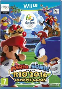 Mario & Sonic at the Rio 2016 Olympic Games Nintendo Wii U