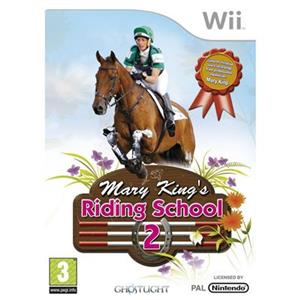 Mary King's Riding School 2 Wii