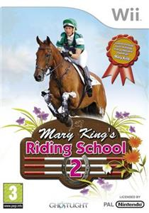 Mary Kings Riding School 2 Nintendo Wii