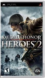 Medal Of Honor Heroes 2 Psp