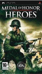 Medal Of Honor Heroes Psp