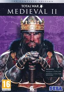 Medieval 2 Total War The Complete Collection PC