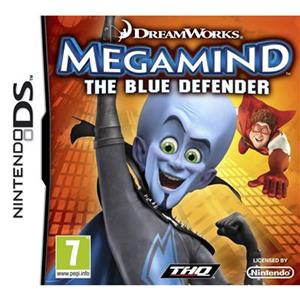 Megamind The Blue Defender Nintendo Ds