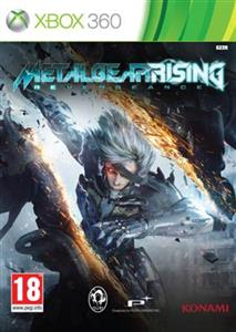 Metal Gear Rising Revengeance Xbox360