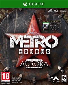 Metro Exodus Aurora Limited Edition Xbox One