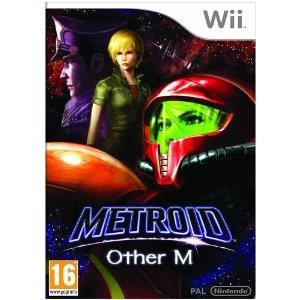 Metroid Other M Nintendo Wii