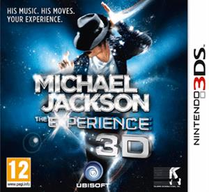 Michael Jackson The Experience 3D Nintendo 3DS
