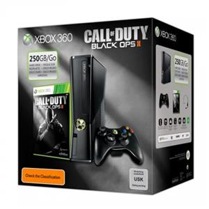 Microsoft Xbox360 Consola Slim 250GB + joc Call of Duty Black OPS 2 S2G-00052