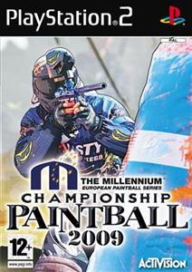 Millennium Series Championship Paintball 2009 Ps2
