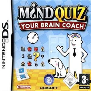 Mind Quiz Your Brain Coach Nintendo Ds