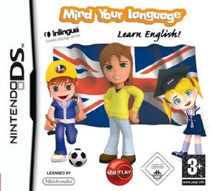 Mind Your Language Learn English Nintendo Ds
