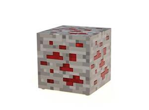 Minecraft Light Up Redstone Ore