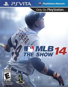 MLB 14 The Show Ps Vita