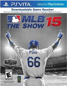MLB 15 The Show PS Vita