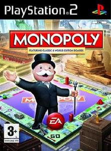Monopoly Aka Here And Now The World Edition Ps2