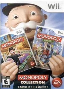 Monopoly Collection Nintendo Wii