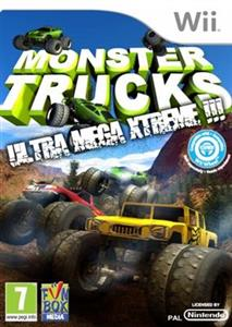 Monster Trucks Nintendo Wii