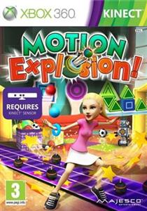 Motion Explosion (Kinect) Xbox360