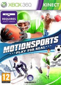 Motion Sports (Kinect) Xbox360
