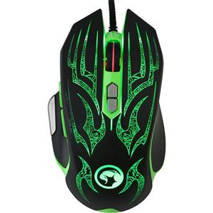 Mouse Gaming Marvo G920 Verde
