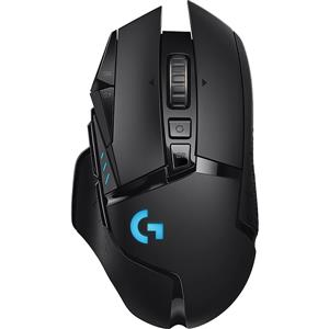 Mouse Gaming Wireless LOGITECH G502 Lightspeed 16000 DPI Negru